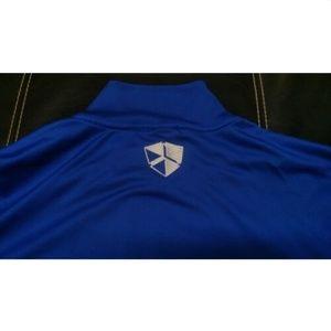 NWOT Nike Men's Dri-Fit Full Zip Warm Up Jacket